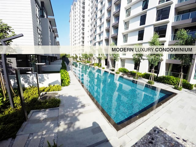 Brand New Luxury Holiday Condo - Bayan Lepas - Wohnung