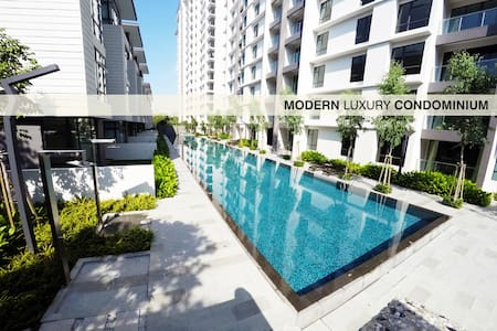 Brand New Luxury Holiday Condo - Bayan Lepas