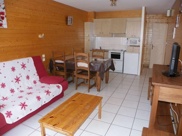 Appartement au Mont-Dore - villa Souchal