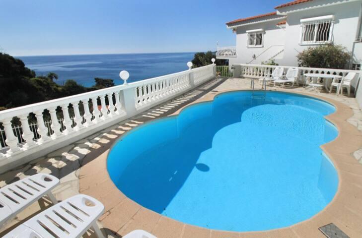 Wonderful Villa in Eze sur Mer - Èze - Villa