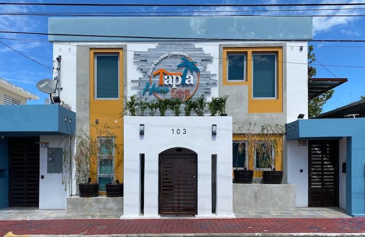 Tapia Haus 103, El Cafe Studio