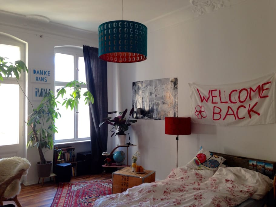 Double Room In Neuk 246 Lln Flats For Rent In Berlin Berlin