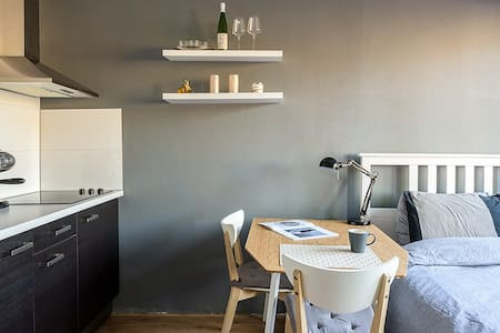 Private room with kitchen - Amsterdam