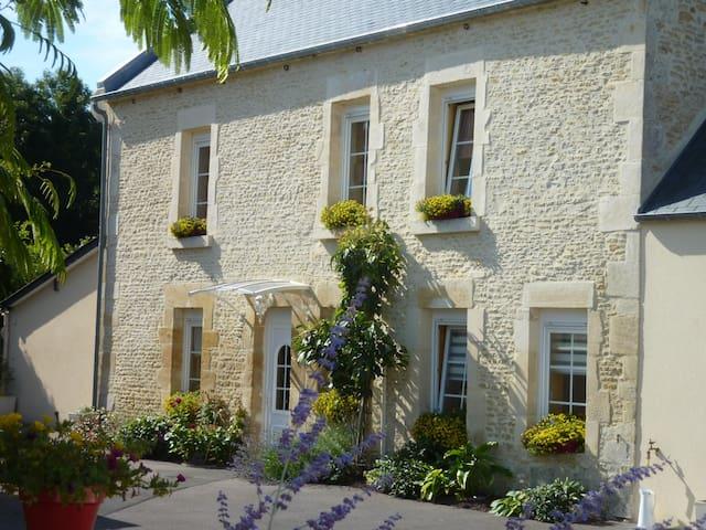CHAMBRE D'HOTES BENOUVILLE Calvados - Bénouville