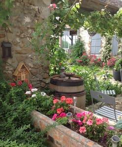 chambres de charme Cléry 1/3pers - Saint-Loup-de-Gonois - Bed & Breakfast