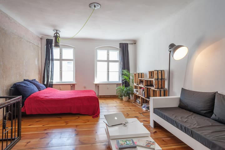 Room in the heart of Kreuzberg - Berlin - Apartemen