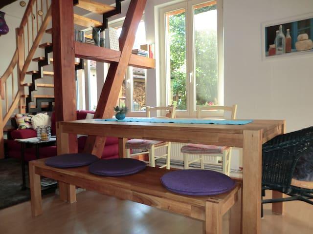Wohnküche/Esstisch