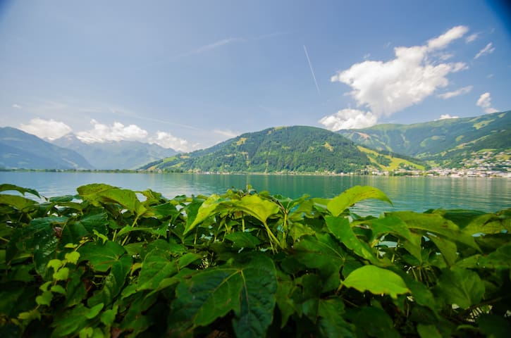 Waterfront Apartments Top 1 EG - Zell am See - Apartemen