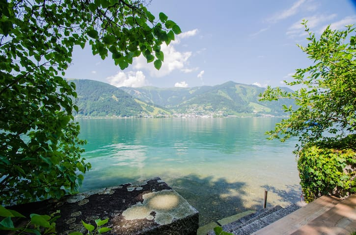 Waterfront Apartments Top 1 EG - Zell am See