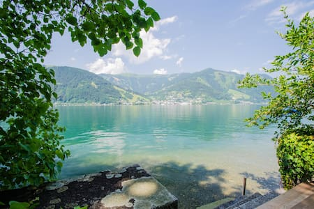 Waterfront Apartments Top 1 EG - Zell am See - Apartament
