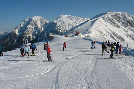 Best skiing in Slovenia! - Hrib