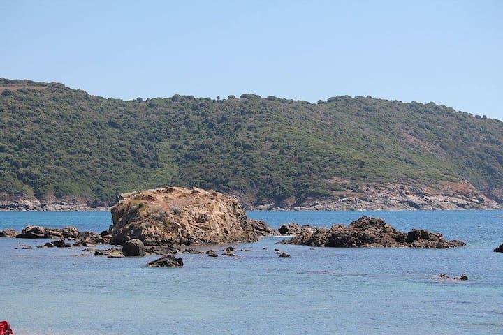 La campagne à 5 mn de la plage ... - Cargèse - House