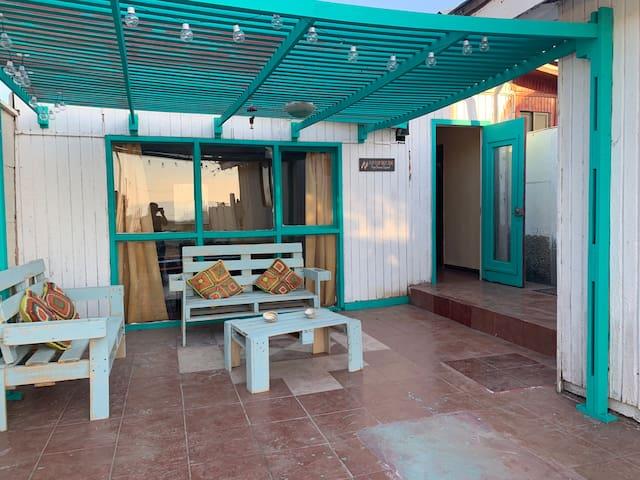 Casa en la Playa 🏖 Guanaqueros