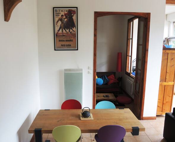 Loft du Rang Chenet - Saint-Nabord - Apartament