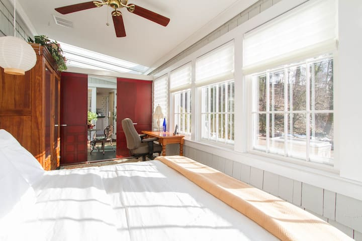 Garden Room - Cold Spring Harbor - Bed & Breakfast