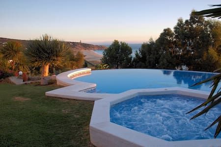 Luxury Villa with fantastic beach - Campo de Gibraltar - Villa