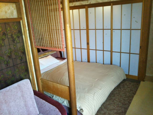 3F Japanese bed room Near the Railway Station