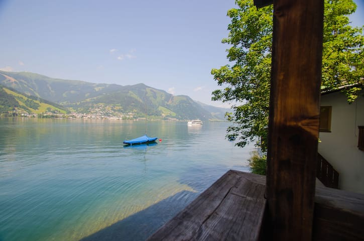 Waterfront Apartment Top 2 - Zell am See