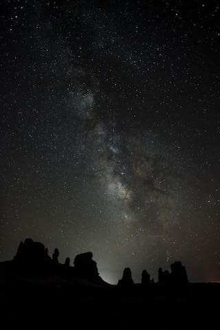 Night Sky (National Park Service Photo)