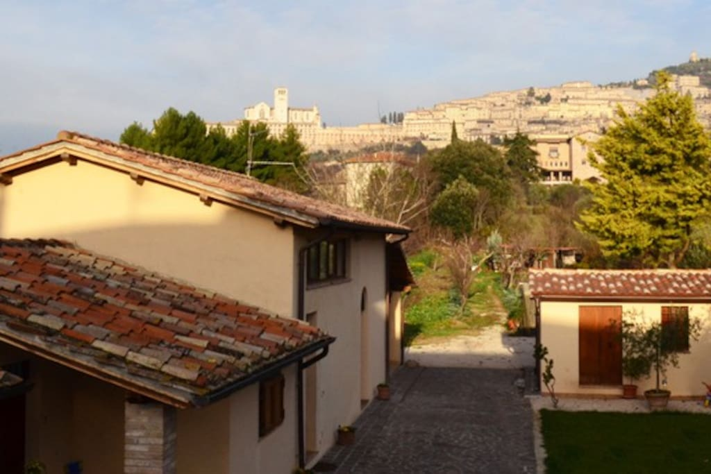 panorama s.Francesco