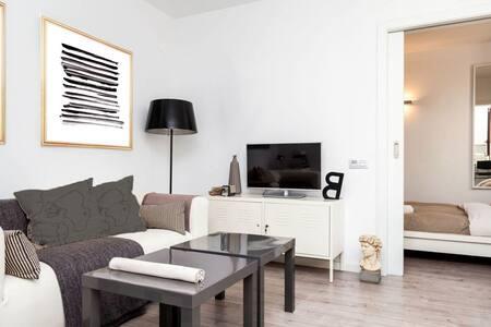 Cozy Apartment on Top Floor by the Beach - Barcelona