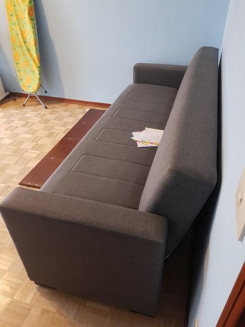 Affitto appartamento con camera da letto privata