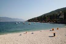 Baia Stanca's Beach