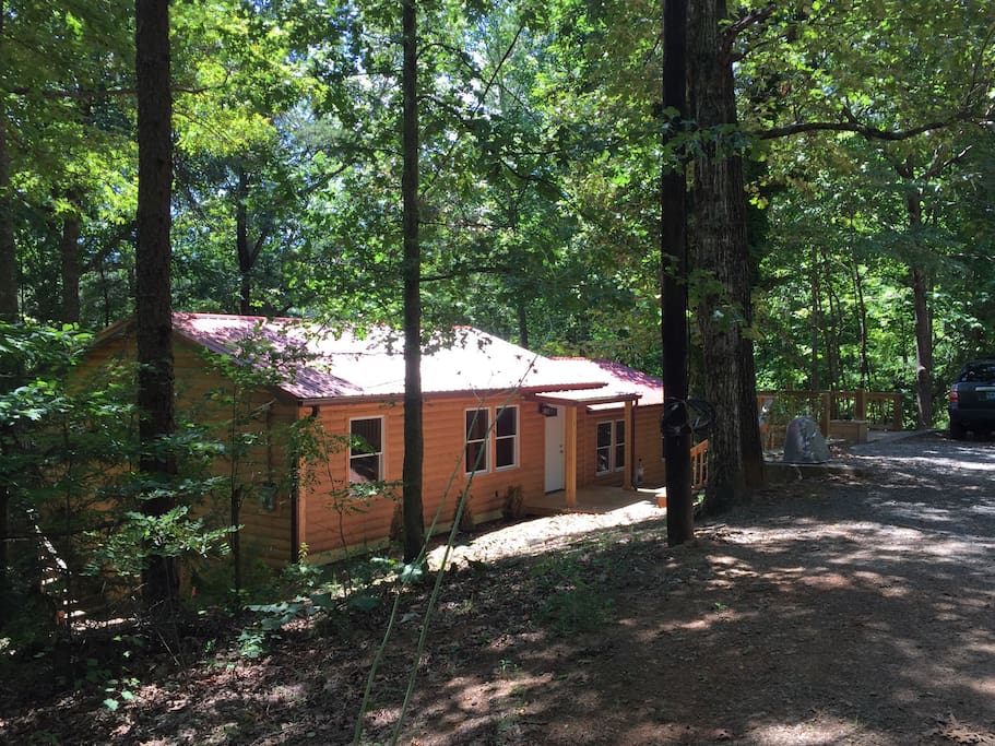 Comfortable Cabin Near Lake Cabins For Rent In Lake Lure
