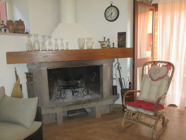 Casa di campagna relax e natura - L'Aquila - House
