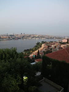The room with Golden Horn view  - 伊斯坦布尔 - 公寓