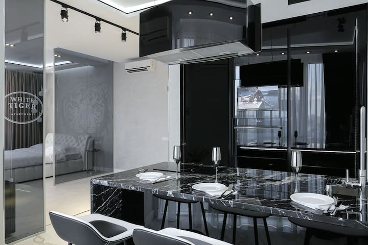 White Tiger Apartment in Smart Plaza