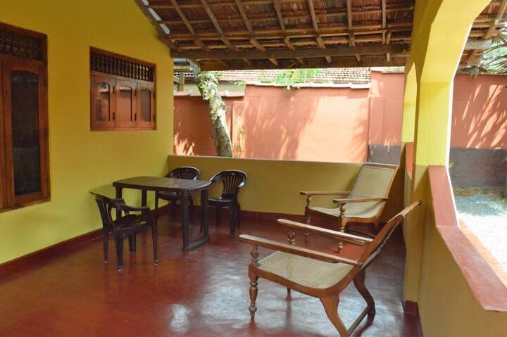 Villa Nielsen Annex double bedroom