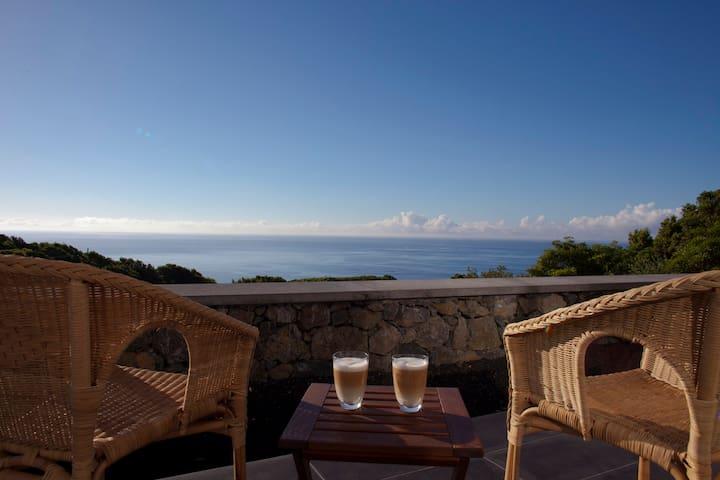 Neues Ferienhaus auf Pico / Azoren - Pico Manhena