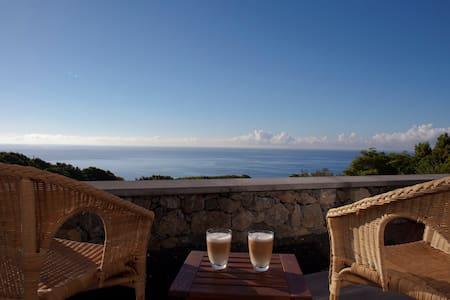 Neues Ferienhaus auf Pico / Azoren - Pico Manhena - Dom