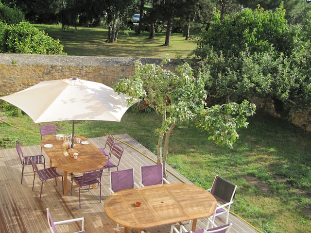 Comfortable house 400m from sea - Trégastel