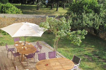 Comfortable house 400m from sea - Trégastel - 一軒家
