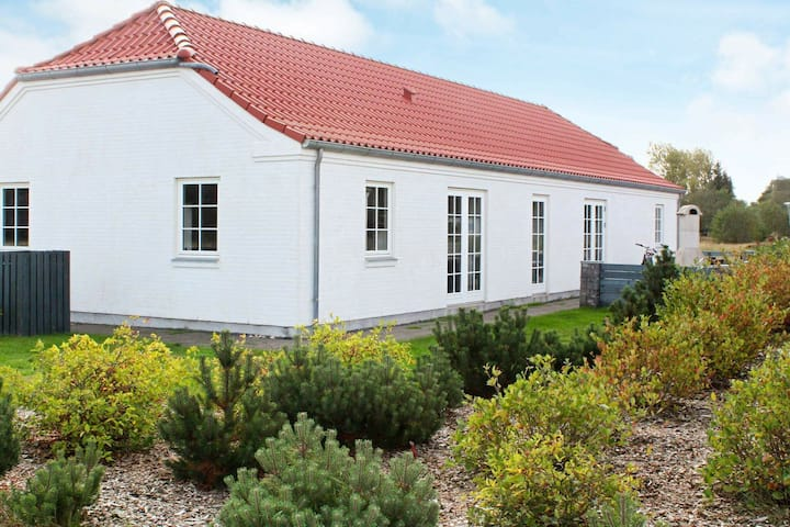 Lovely Holiday Home in Blåvand with Sauna