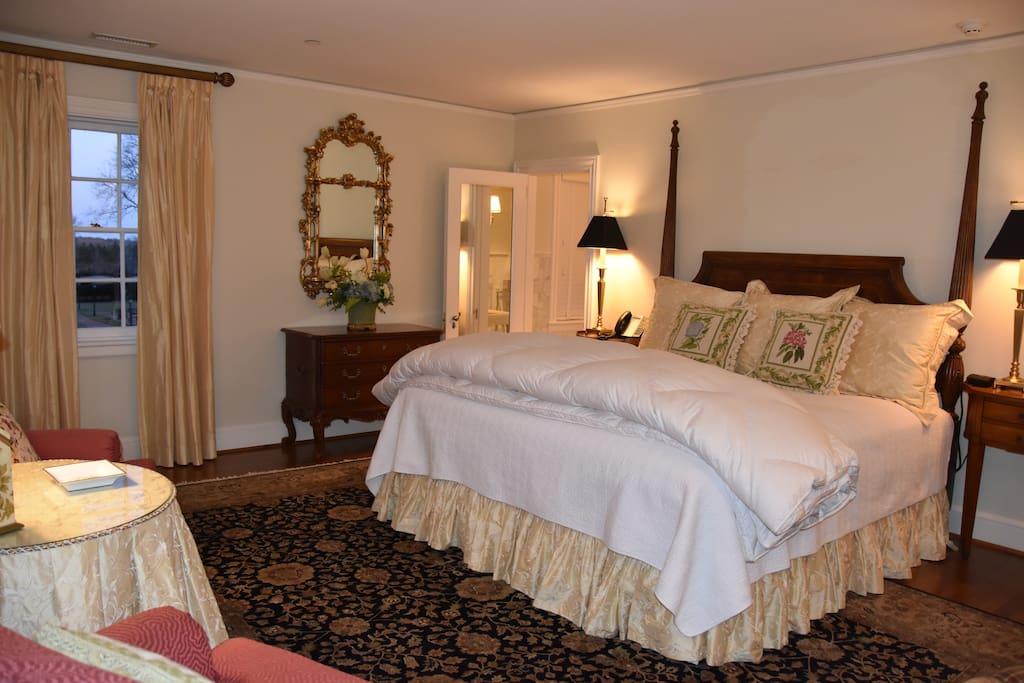 Hoffner Guest Room