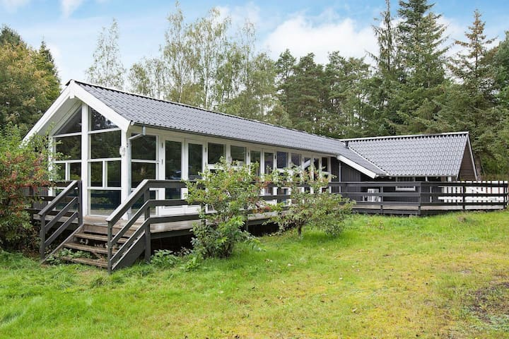 Tranquil Holiday Home in Ebeltoft With Swimming Pool