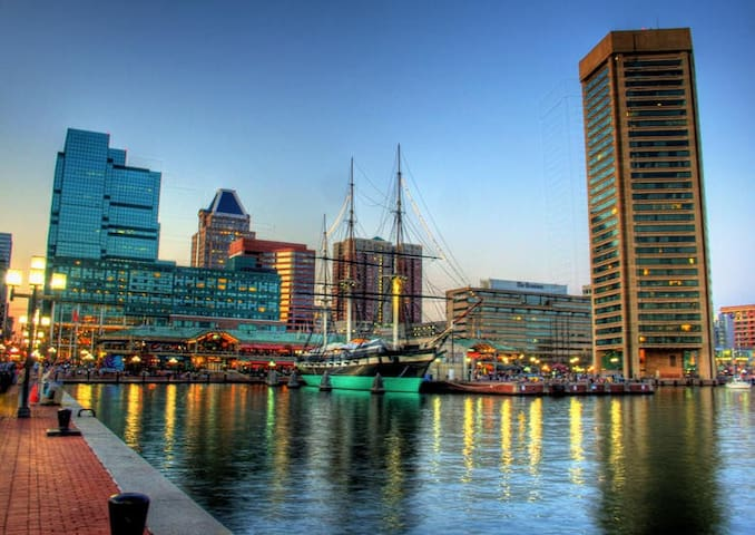 CONVENTION INNER HARBOR FREE PARK 16% off 29+days!