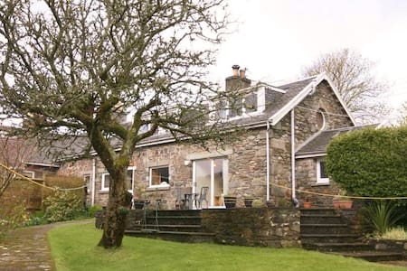 Stables Cottage-luxury, stone built - Tarbert, Argyll - Дом