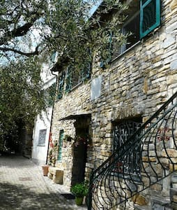 Apartment with garden - Riva Faraldi