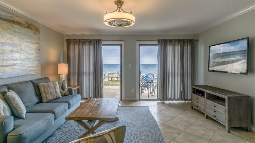 Mermaid Cove - Seacrest Townhome Vacation Rental on the Beach!