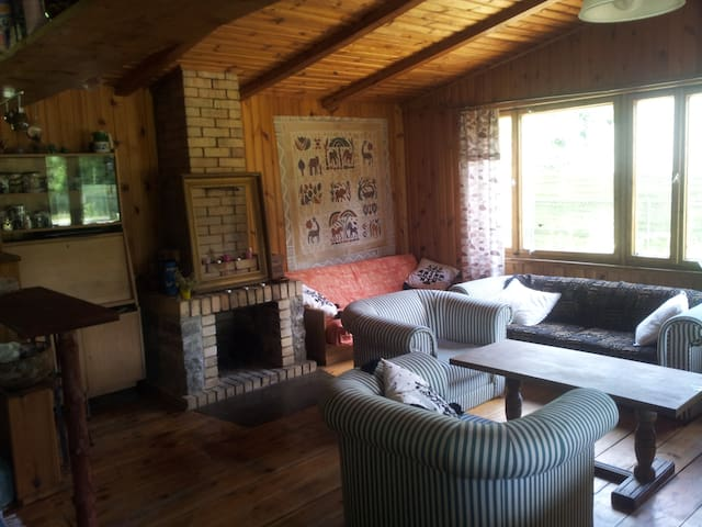 Chalet by the lake, near the city - Cupel - Bungalov