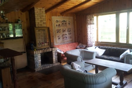 Chalet by the lake, near the city - Cupel - 牧人小屋