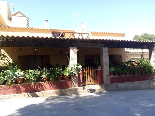 Casa campo en Paraje natural - Canteras - Chalet