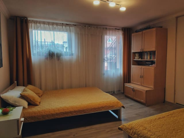 Pokój dla trojga - Domowe klimaty u Justyny