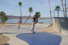 Rotary Beach Skate Park