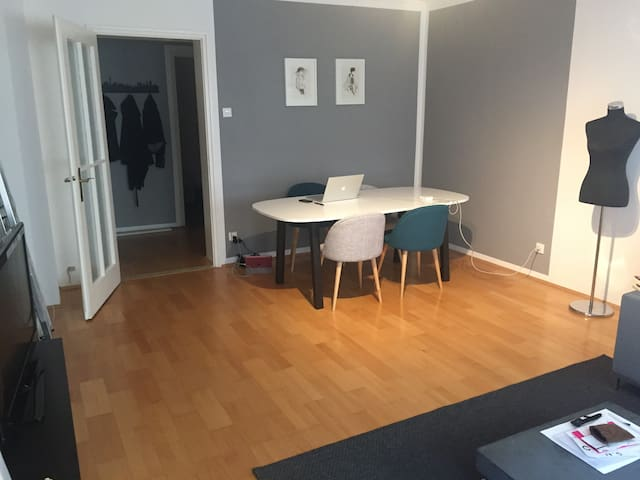 3 Zimmer Whg in Maxvorstadt/München - Munic