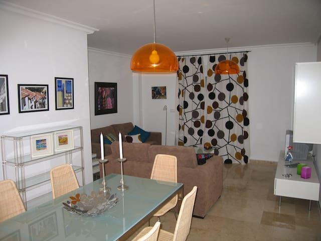 Apartamento 3d amueblado y equipado - Jimena de la Frontera - Apartment